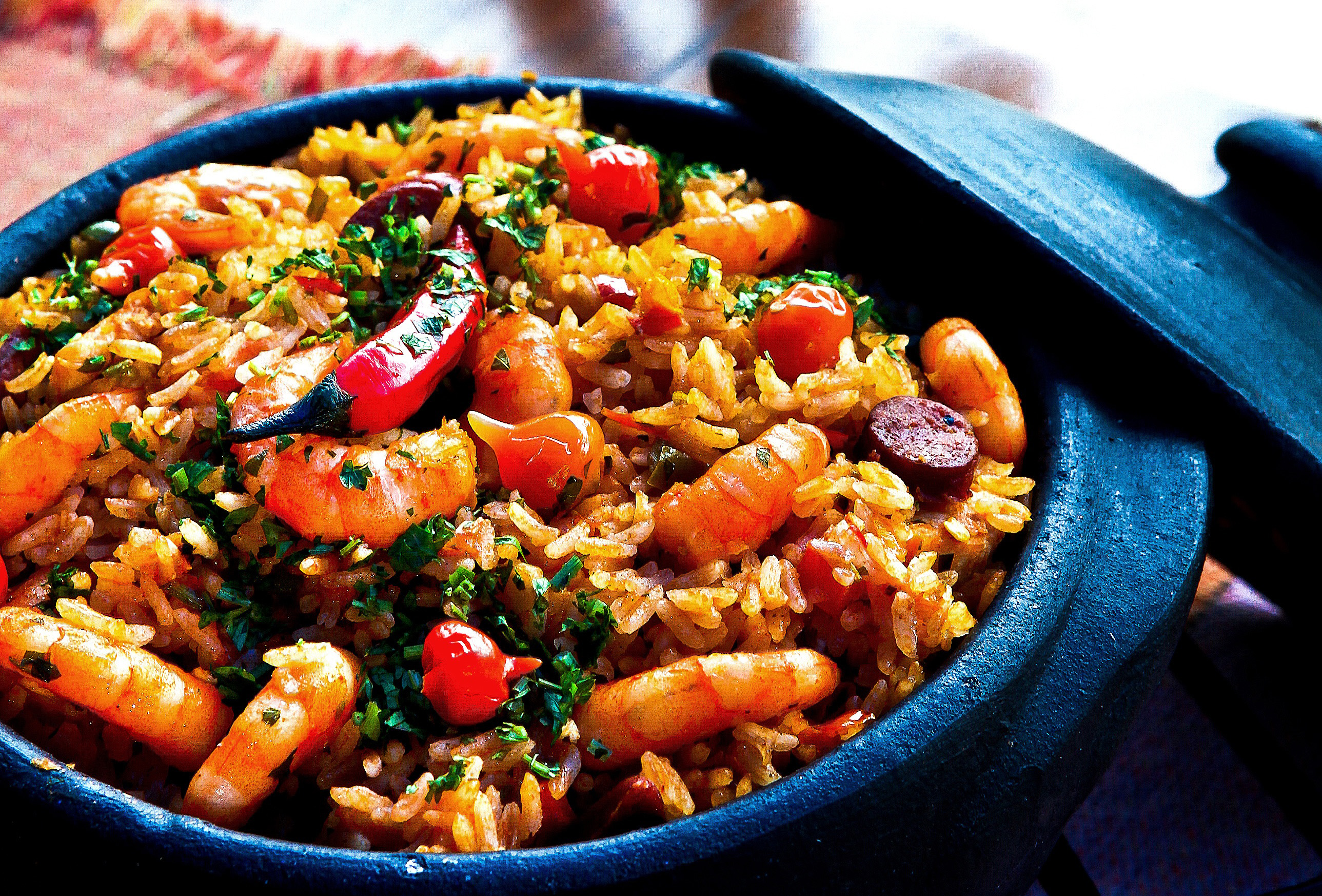 Emilianos offers a selection of paellas to please the most discerning tastes